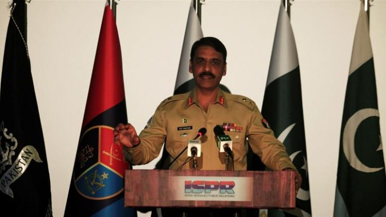 Pakistani military admits links between ISI and militant groups