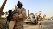 Iraqi forces clash with Kurds