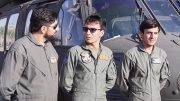 Afghan Pilots Thrilled To Fly Black Hawks