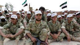 افغانان د پیسو لپاره سوریې کې جنگیدل