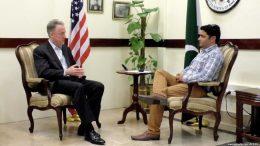 'که پاکستان وغواړي امریکا پر فاټا اصلاحاتو مرستې ته تیاره ده'