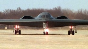 US B-2 Nuclear-Capable Bomber
