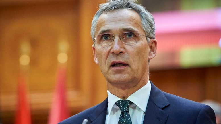 Cost of walking from Afghanistan would be much higher than staying: Stoltenberg