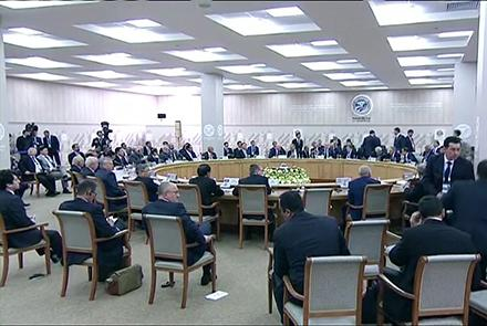 SCO Contact Group Meeting On Afghanistan