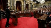 Catalonia signs 'declaration of independence,'