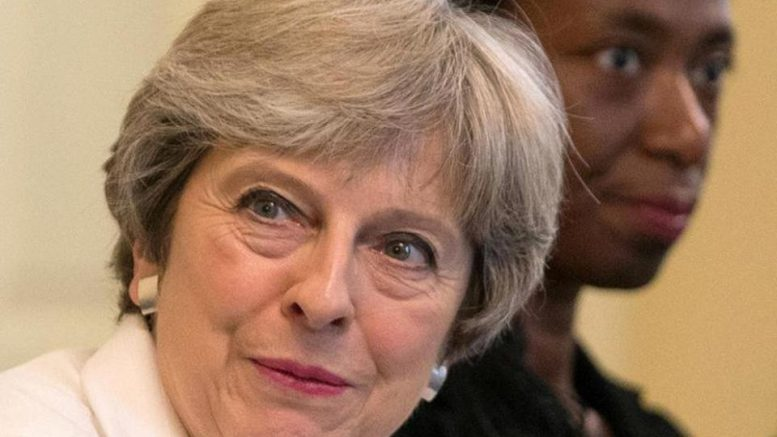 UK reaffirms commitment to Iran nuclear deal in call with Trump: Theresa May's office