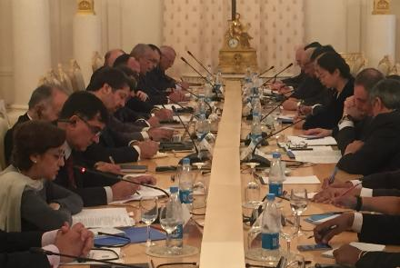 SCO Resumes Afghanistan Contact Group Meeting
