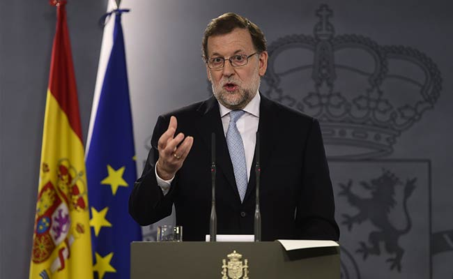 Spanish Prime Minister Gives Catalan Leader 5 Days To Clarify Independence Stance
