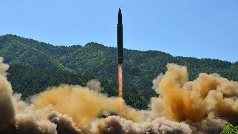 North Korea Reportedly Preparing for Missile Launch
