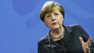 Germany: Angela Merkel's party