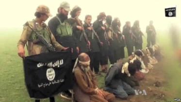 داعش ننګرهار کې له خپلو پنځلسو ملګرو څخه سرونه پرې کړي