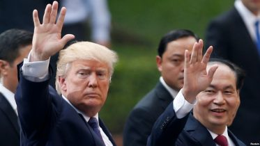 Trump Touts Benefits of Trade with Vietnam