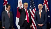 Trump Wrapping Up Asia Tour