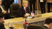 Donald Trump's Asia Visit