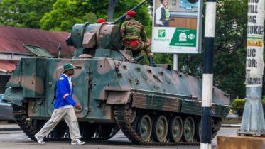 Zimbabwe awaits news on Mugabe's future