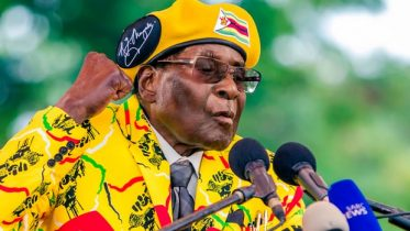 Zimbabwe's ruling party fires Robert Mugabe as leader