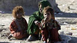 UNICEF expresses concern over Afghan children's malnutrition