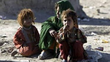 UNICEF expresses concern over Afghan children's malnutrition