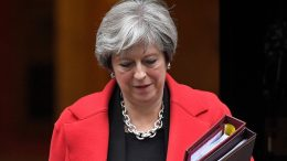 Tough Times: UK PM to Face Pressure From Johnson