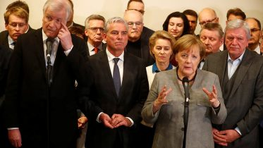 Merkel coalition talks crash