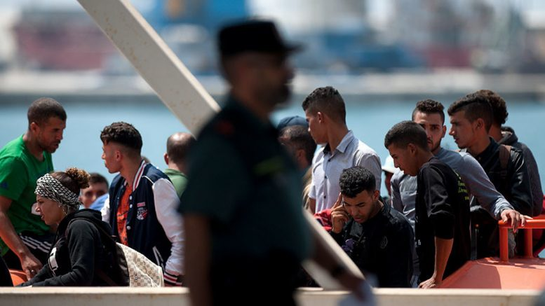 Better than a refugee camp? Spanish authorities under fire for hosting migrants in prison