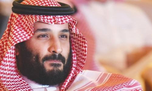 Iran's supreme leader is the 'new Hitler' of Middle East: Saudi crown prince