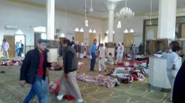 Egypt Mosque massacre