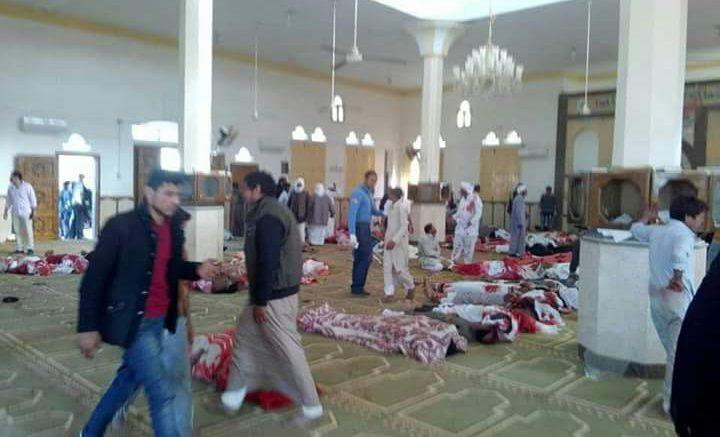 Egypt Mosque massacre