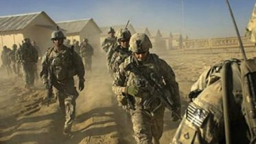 A Total Of 26,000 US Troops in Afghanistan, Iraq and Syria