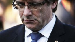 Spain issues arrest warrant for Catalonia's deposed separatist leader