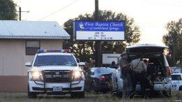 26 Dead in Shooting at Texas Church
