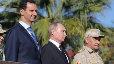 Russia 'Is Back in the Middle East'