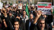 Protests hit Tehran