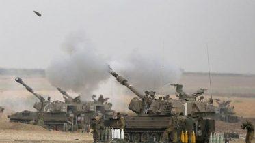 Israeli tank, aircraft hit Gaza