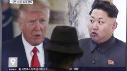 US-N Korea's War of Words