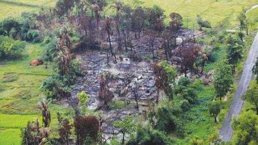 HRW about Myanmar Army