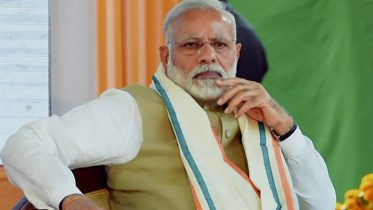 Modi declares victory