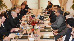Mattis Asks Pakistan To Strengthen Anti-Terror Fight