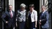 Theresa May's Northern Irish 'Allies' Derail Her Brexit Negotiations