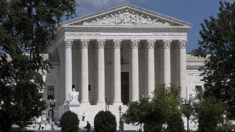 Supreme Court: Trump Travel Ban