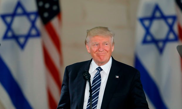Trump to plunge Middle East into 'fire with no end' with Jerusalem speech