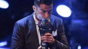 Cristiano Ronaldo Wins Fifth Ballon d'Or Award