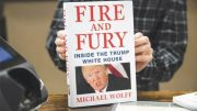 Wolff says his revelations will bring down US president