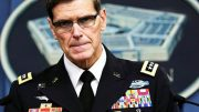 Speaking in the wake of a spate of attacks in the country, the commander of US Central Command said the attacks strengthen their resolve.