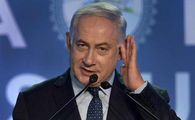 "Benjamin Netanyahu Says Iran Wants Lebanon To Be ""Giant Missile Site"""