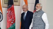 Indian Prime Minister Phones President Ghani after deadly attacks