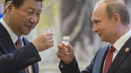 Russia-China Strategic Cooperation