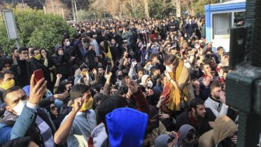 Ongoing Iran Protests