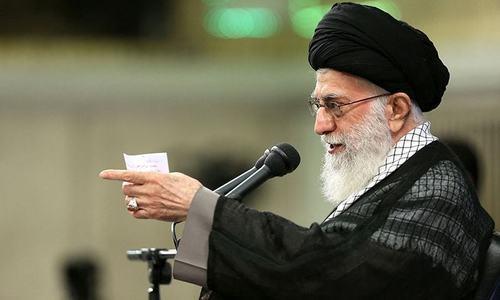 Iran has foiled plot to overthrow system, says Khamenei