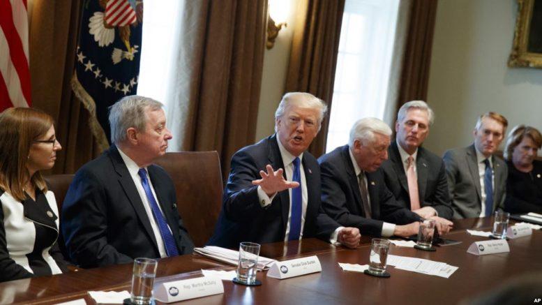 Trump: I'll Sign Legislation
